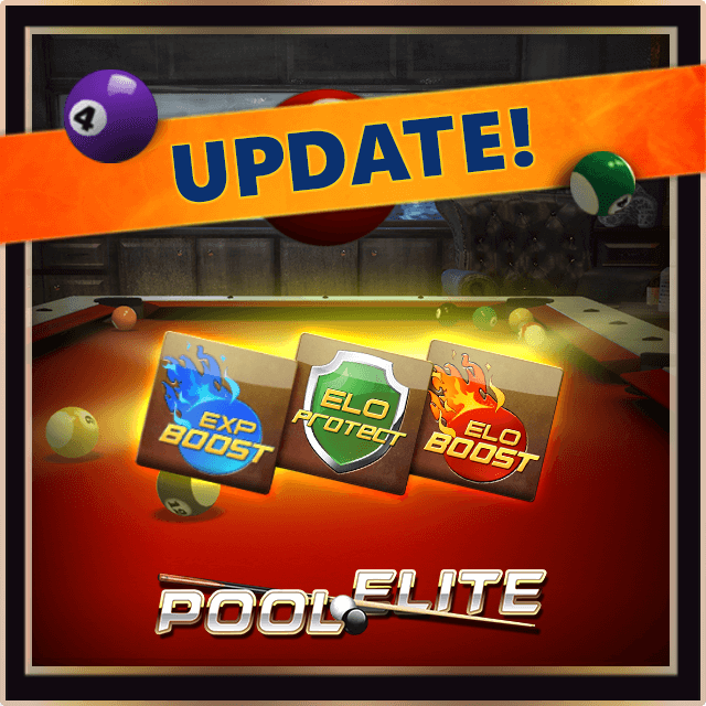 update booster pool elite elo protector booster