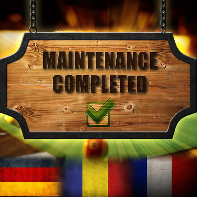pool elite new languages german romanian french online pool game