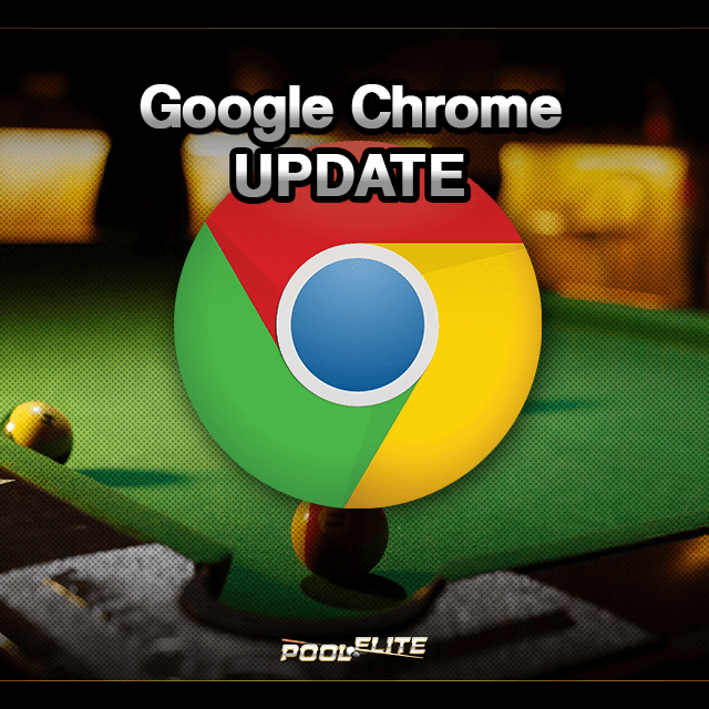 google chrome update pool elite unity 8 ball 9 ball carom snooker
