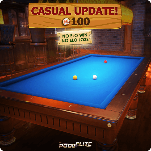 pool elite trick shot 8 ball 9 ball carom 3 cushion snooker online browser pool game lucky spin permanent lifetime spin lokum games