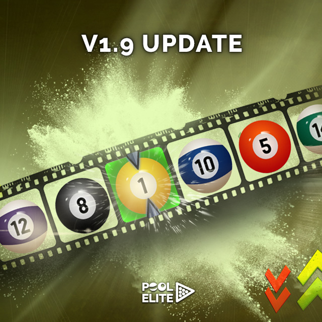 pool elite v1.9 update hi-lo minigame free billiards pool 8 ball snooker carom online billiards