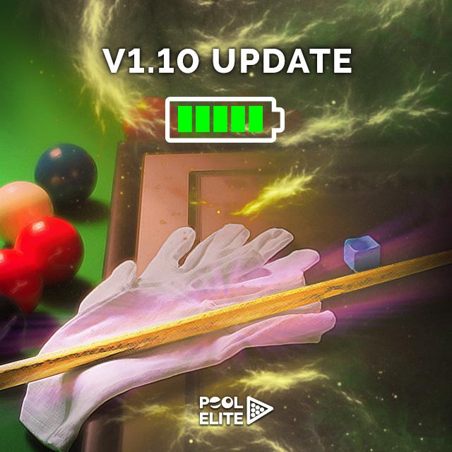 pool elite v1.10 update charge system free billiards pool 8 ball snooker carom online billiards