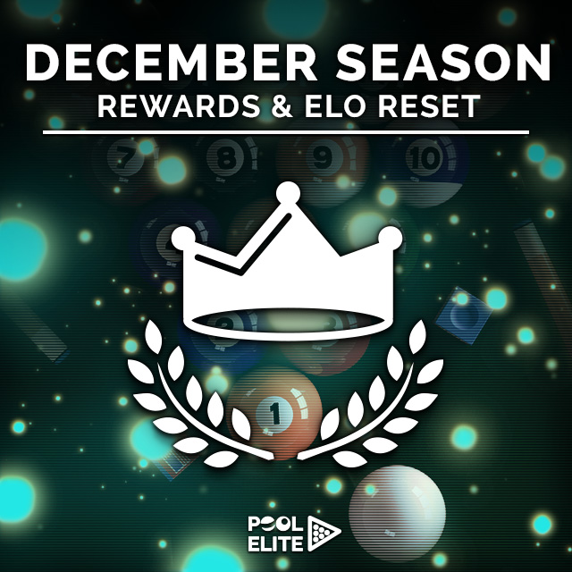pool elite december trick shot 8 ball 9 ball carom 3 cushion snooker online browser pool game pool elite leagues
