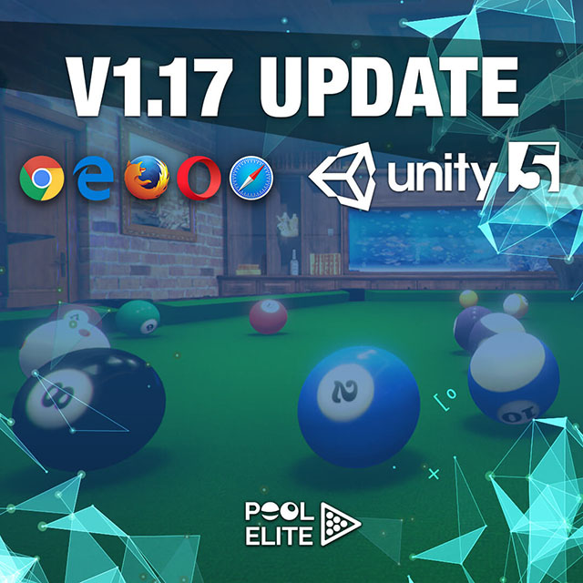 pool elite v1.17 update new cue sticks accessories free billiards pool 8 ball snooker carom online billiards